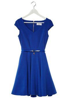 Closet - Korte jurk - Blauw