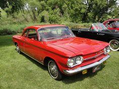 1963 Chevrolet Corvair Spyder ★。☆。JpM ENTERTAINMENT ☆。★。 - LGMSports.com