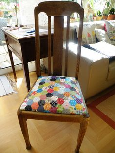my new old chair by monaw2008, via Flickr
