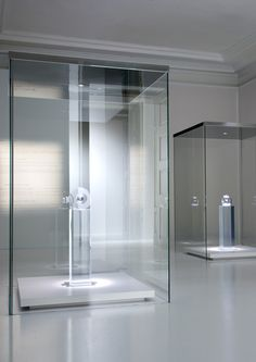 'Story of', Moon fragment installation by Tokujin Yoshioka at the Tokyo National Museum _