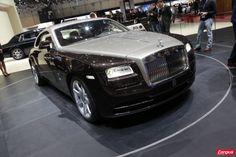 Rolls-Royce Wraith : la plus puissante et la plus belle des Rolls-Royce ?