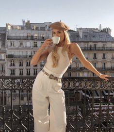 Parisian Style Fashion, French Fashion, Look Fashion, Paris Fashion, Girl Fashion, Europe Fashion, Travel Fashion, Fashion Women, France Outfits