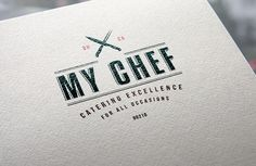 MY CHEF Logo