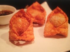 Mandoo (Korean Dumplings)