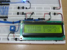 How To Test The Built-In EEPROM Of The Arduino