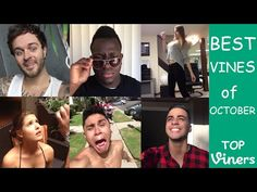 BEST VINES of October 2014 - Funniest Vine Videos Compilation - Top Viners ✔ - YouTube