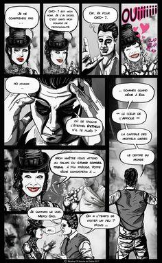 Sourire de Diable-Webcomic Planche 13