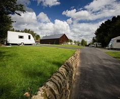 The Firs Caravan Park, near Belper