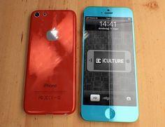 Designer cria o conceito do iPhone 6 e do iPhone mini.