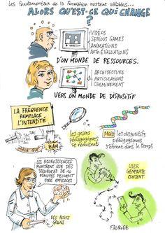 LMS : quoi de neuf ? - retour du iLearning Forum 2017