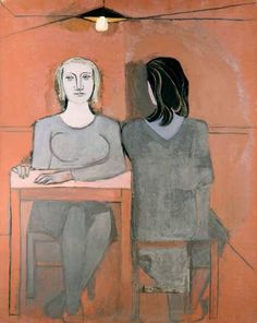 La Conversation (1937), Dora Maar