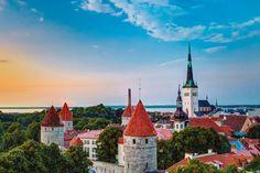 Repubbliche baltiche: Vilnius, Riga, Tallin + San Pietroburgo (15-24 agosto)