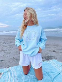 Cute Beach Outfits, Cute Lazy Outfits, Summer Outfits For Teens, Trendy Outfits, Girl Outfits, Summer Beach Outfits, Indie Outfits, School Outfits, Vacation Outfits