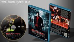 Dylan Dog - E As Criaturas Da Noite - DVD 3 - ➨ Vitrine - Galeria De Capas - MundoNet | Capas & Labels Customizados