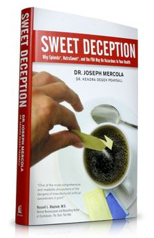 """Why Splenda®, NutraSweet®,  and the FDA May Be Hazardous to Your Health""  The Deception May Be Sweet… But Deadly"