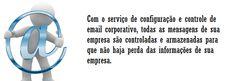 Solicite nossos serviços de E-mail corporativo
