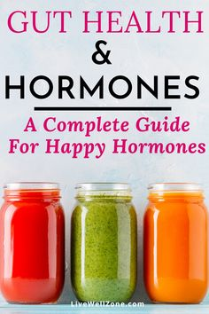 Gut Health and Hormones: A Complete Guide for Happy Hormones! Weight Loss Meals, Losing Weight, Wellness Tips, Health And Wellness, Balance Hormones Naturally, Improve Gut Health, Natural Health Remedies, Herbal Remedies, Natural Health Tips
