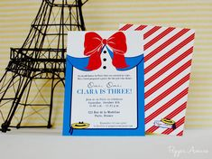 Madeline Birthday Party / Paris Birthday Party by xxPepperAvenuexx, $15.00