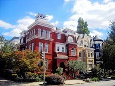 Kalorama Triangle, Washington DC jigsaw puzzle in Street View puzzles on…