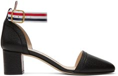 THOM BROWNE . #thombrowne #shoes #pumps