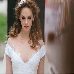peinados boda media melena fotos sobre el cabello