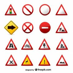 infographic road signs - Google Search