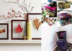 Мы подскажем 10 способов преобразить интерьер к осени и сделать его уютнее http://on.fb.me/1jSDiaY