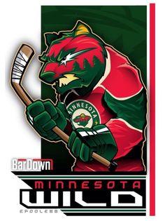 @KaapoKahkonen Go Wild :) Minnesota Wild Hockey, Minnesota North Stars, Nhl Logos, Hockey Logos, Ice Hockey Teams, Hockey Goalie, Viking Tattoo Symbol, Sweet Logo, Wild North