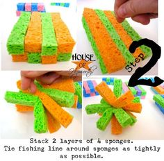 Sponge Water Bombs (SSG Idea #8) - Positively Splendid