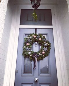 Take a look at the jobs completed by The Window Company including Conservatories, Doors, Sash Windows, and Windows in our Installations Gallery, Christmas Door Decorations, Christmas Wreaths, Holiday Decor, House Front Door, Front Doors, Window Company, Victorian Door, Composite Door, Sash Windows