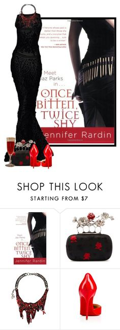 """""""Untitled #6154"""" by cassandra-cafone-wright ❤ liked on Polyvore featuring Twice Shy and Alexander McQueen"""