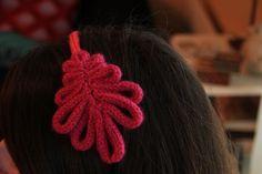 headband tricotin