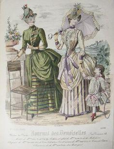 1886 Journal des Desmoiselles