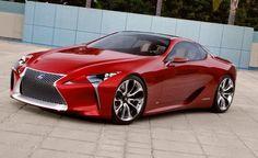 2017 Lexus LF-LC release date #cars #car #lexus #sportcars