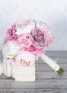 Prachtig bruidsboeket