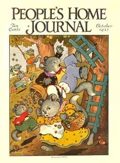 Peoples Home Journal  1927