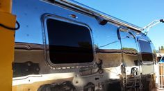 Airstream Renovation: Polishing: the never ending job