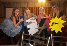 Rock, Paper, Scissors, Shoot! Halloween Costume Succcess!