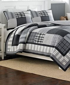 Nautica Gunston Quilt Collection