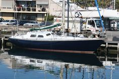 Used Duncanson 35 for Sale | Yachts For Sale | Yachthub nice coach house, not alloy.