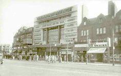 Gaumont Palace Lewisham South East London England in 1933 Vintage London, Old London, East London, London Photos, London England, Old Photos, Palace, History, World