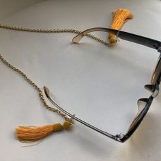Tassel Necklace, Jewelry, Fashion, Lenses, Chains, Moda, Jewlery, Jewerly, Fashion Styles