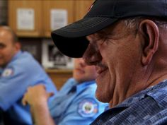For Man With Disability, Fire Station Is Home. CBS Evening News with Scott Pelley - The most beloved member of a fire station.
