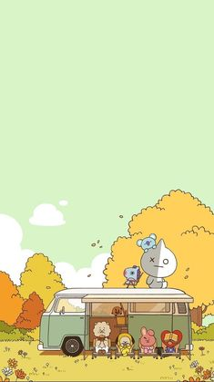 Cute Pastel Wallpaper, Kawaii Wallpaper, Cute Wallpaper Backgrounds, Cute Cartoon Wallpapers, Bts Wallpaper, Bts Drawings, Kawaii Drawings, Bts Hoodie, Couple Wallpaper