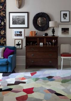 Palette by Fiona Curran for The Rug Company