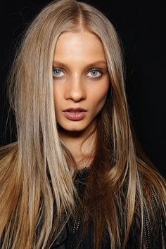 What an awesome color.... my dream... a warm mid-toned sandy blonde-y brown...perfect.