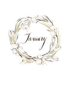 January...