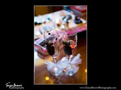 Bridesmaids Glasses! Super cute!!     http://www.tonyabeaverphotography.com