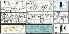 bajar gratis ,circuitos , diagramas , planos , esquemas , radios a válvulas ,transistores , Tocadiscos , amplificadores valvulares , grabadores , aparatos años 50 , años 60 , años 70 y 80