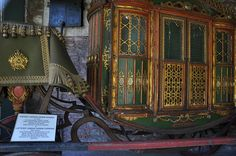 18thC Harem Carriage from the Topkapi Palace, Istanbul